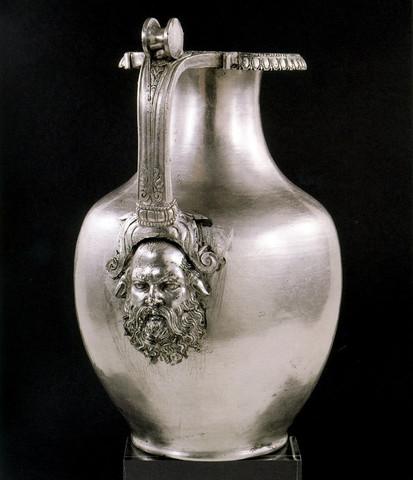 TLT Vergina Ασημένιο αγγείο (τάφος Φιλίππου Β')