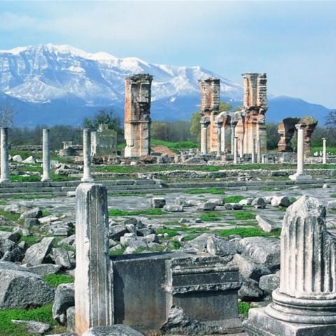 TLT Kavala ruins