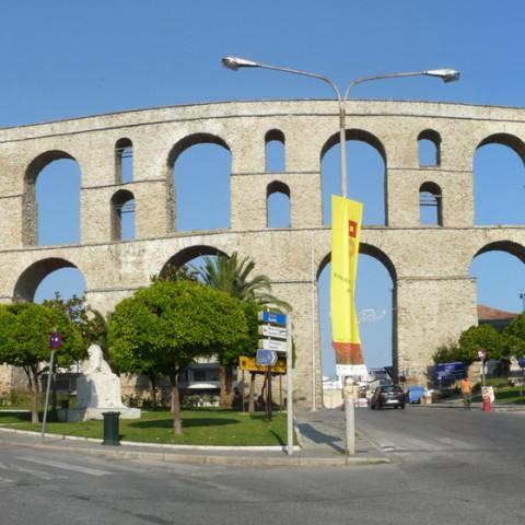 TLT Kavala ruins wall 2